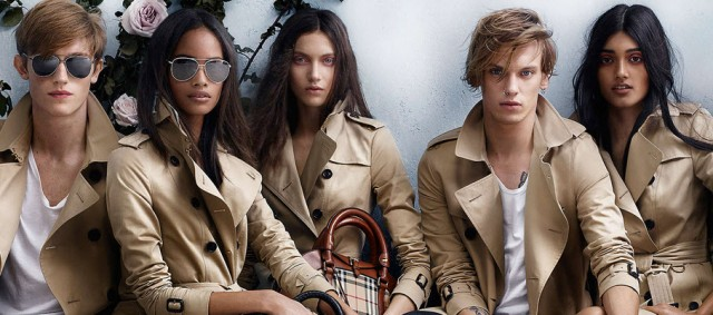 Burberry 2014 - a leading ecommerce site - Shopper Discounts and Rewards