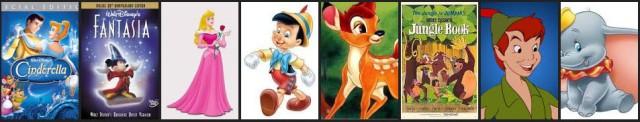 Favourite Disney films - Shopper Discounts and Rewards