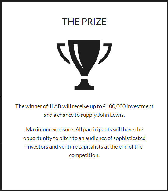 JLab prize to supply John Lewis retailer with digital innovation - Shopper Discounts and Rewards