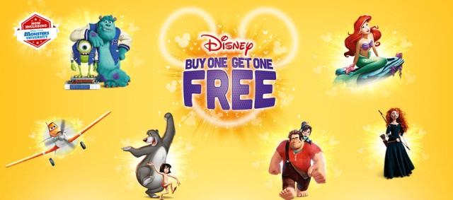 Play.com Disney DVDs - Shopper Discounts and Rewards