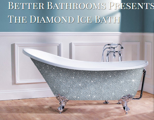 Better Bathrooms Diamond Ice Bath - Shopper Discounts and Rewards