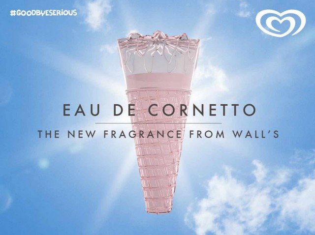 Walls Eau de Cornetto Goodby Serious Campaign - Shopper Discounts and Rewards